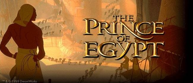 FILM CLUB: The Prince of Egypt (1998) | Moving Lanterns